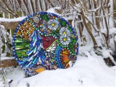 Stained Glass Mosaic with Sue Smith - Craft Courses