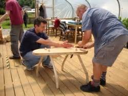 Introduction to green wood furniture making - Creative