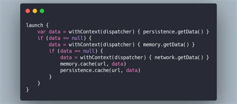 Caching with Kotlin Coroutines